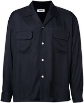 Monkey Time chest pocket shirt - men - Rayon - S