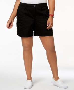 Style&Co. Style & Co Plus Size Cargo Shorts, Created for Macy's