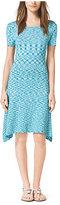 Michael Kors Space-Dyed Jersey Dress