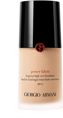 Giorgio Armani Power Fabric Foundation 30Ml 5 (Light To Medium, Neutral)