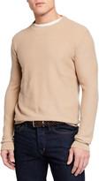 Il Borgo For Neiman Marcus Men's Honeycomb Sweater