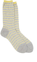 Antipast Women's Striped Long Trouser Socks