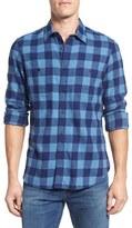 Nordstrom Men's Workwear Slim Fit Flannel Shirt