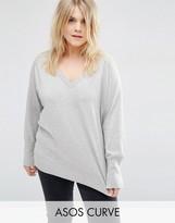 Asos V-Neck Sweater