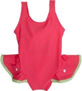 Florence Eiseman Watermelon Skirted Tank Suit
