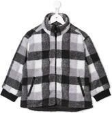 Stella McCartney fleece zip-up jacket