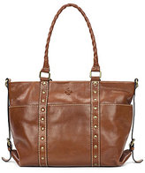Patricia Nash Heritage Collection Carducci Studded Pocket Tote