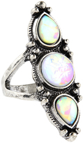 Accessorize Statement Holographic Ring