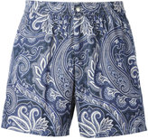 Brioni swimming shorts