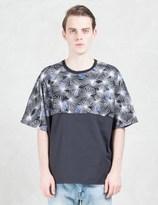 Factotum Flower Emb S/S T-Shirt
