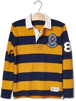 Gap Rugby long sleeve polo