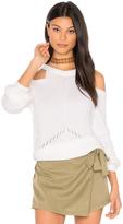 Splendid Belle Cold Shoulder Sweater