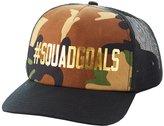 Charlotte Russe ,SquadGoals Camo Trucker Hat