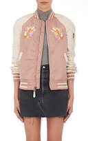Alpha Industries Women's MA-1 Reversible Flight Jacket