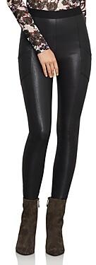 BCBGMAXAZRIA Andrei Faux-Leather Leggings