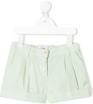 Il Gufo Slim-Fit Tailored Shorts
