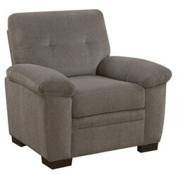 Latitude Run Robbe Armchair Upholstery Color: Oat