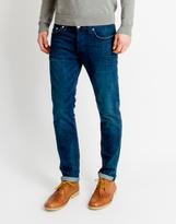 ONLY & SONS Mens 5-Pocket Regular Jeans Blue