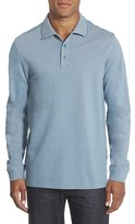 Nordstrom Men's Long Sleeve Pique Polo