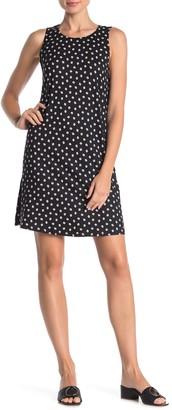 Socialite Jersey Sleeveless Swing Dress