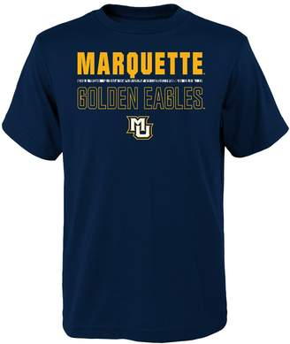 Unbranded Boys 4-20 Marquette Golden Eagles Launch Tee
