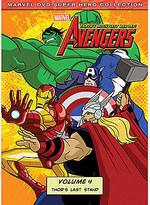 Disney Marvel's the Avengers: Thor's Last Stand Volume 4 DVD