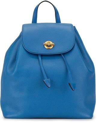 Celine Pre Owned twist-lock rucksack