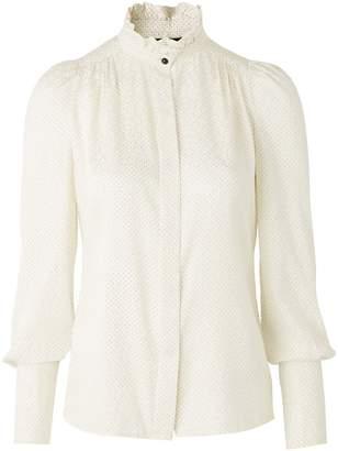 Isabel Marant Silk Lamia blouse