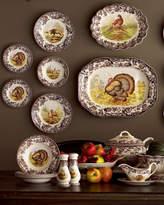 Spode Turkey Salad Plates, Set of 4