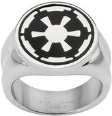 Star Wars Stainless Steel Imperial Symbol Ring - Men