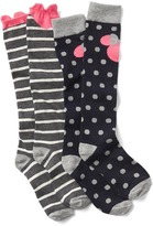 Gap GapKids | Disney Minnie Mouse over-the-knee socks (2-pack)