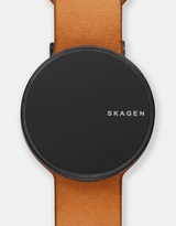 Skagen Allsund Activity Tracker Tan and Black