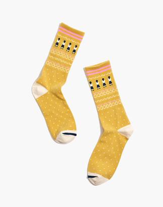 Madewell Woodside Trouser Socks