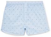 Derek Rose Arlo Printed Cotton Boxer Shorts