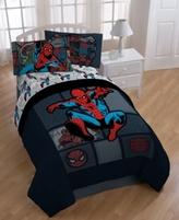 Marvel CLOSEOUT! Spider-Man Jump Kick Twin Comforter