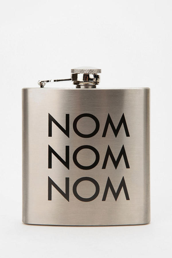 Urban Outfitters Nom Nom Flask
