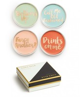 Lulu & Georgia Cocktail Party Coasters (SET OF 4)