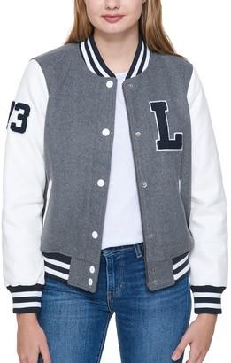 Levi's Women's Letterman Varsity Jacket
