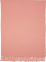 Acne Studios Pink Canada Scarf