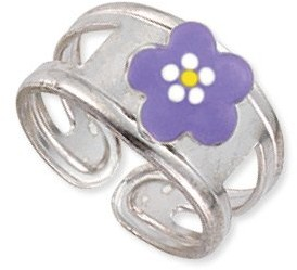 Scout 263004100 Children's Sterling Silver 925 Ring Size I
