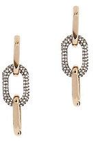 Lele Sadoughi Pavé Link Earrings