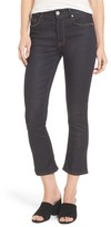 Hudson Women's Harper High Waist Crop Flare Jeans