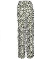 Balenciaga Jacquard Trousers