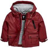 Mini V By Very Hooded Quilted Rain Coat