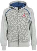 Jordan Tracksuit top dark grey heather
