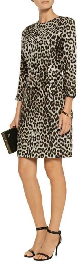Rag & Bone Short Leopard Dress