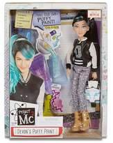 Fashion World Project Mc2 Puffy Paint & Devon Doll