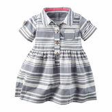 Carter's Short Sleeve A-Line Dress - Baby