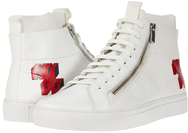 HUGO BOSS Futurism High Top Sneaker by