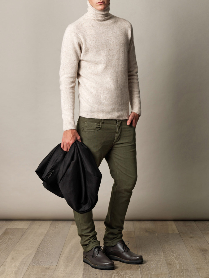 Rag and Bone Rag & Bone Cotton-canvas jeans